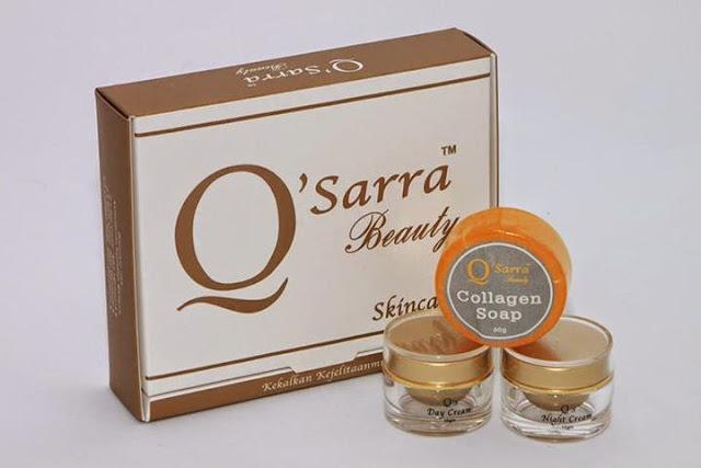 Q'SARRA Beauty Skincare Rahsia Kejelitaan Wajah