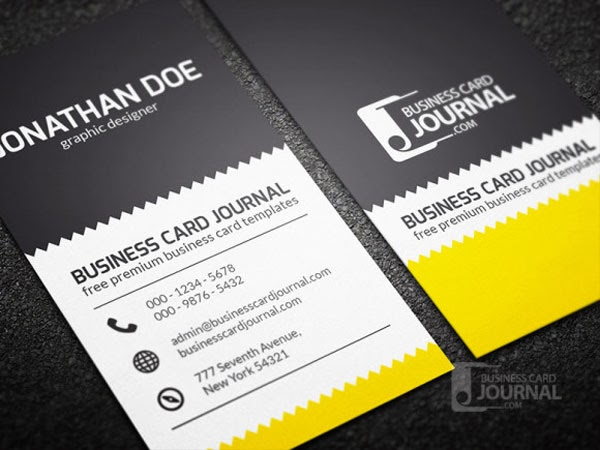 25 free and high quality business card templates for 2014 jayce o business card template reheart Images