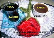 Çay Kahve Bahane Etkinlik Tarifleri