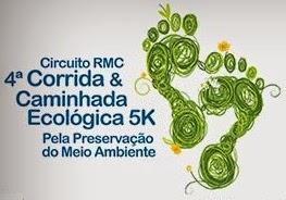 Duke Energy: Circuito RMC 4ª Corrida & Caminhada Ecológica 2014.