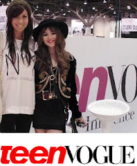 Official Teen Vogue Blogger WWDMAGIC 2011