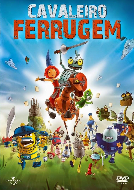 O Cavaleiro Ferrugem – Dublado (2014)