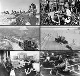 Imagenes impactantes de una guerra sangrienta