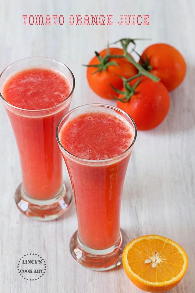Orange Tomato Juice
