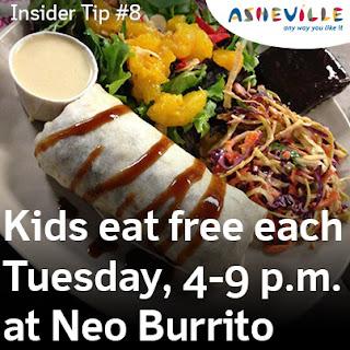 Asheville Insider Tip: Neo Burrito
