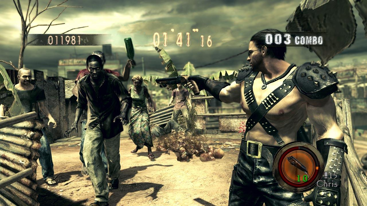 Resident Evil 5:Gold Edition (PS3) 2010 ~ MenesesDownload