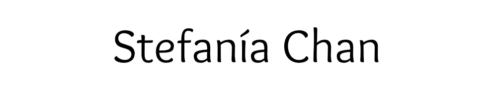 Stefanía Chan