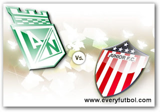 Ver Nacional Vs Junior Online En Vivo