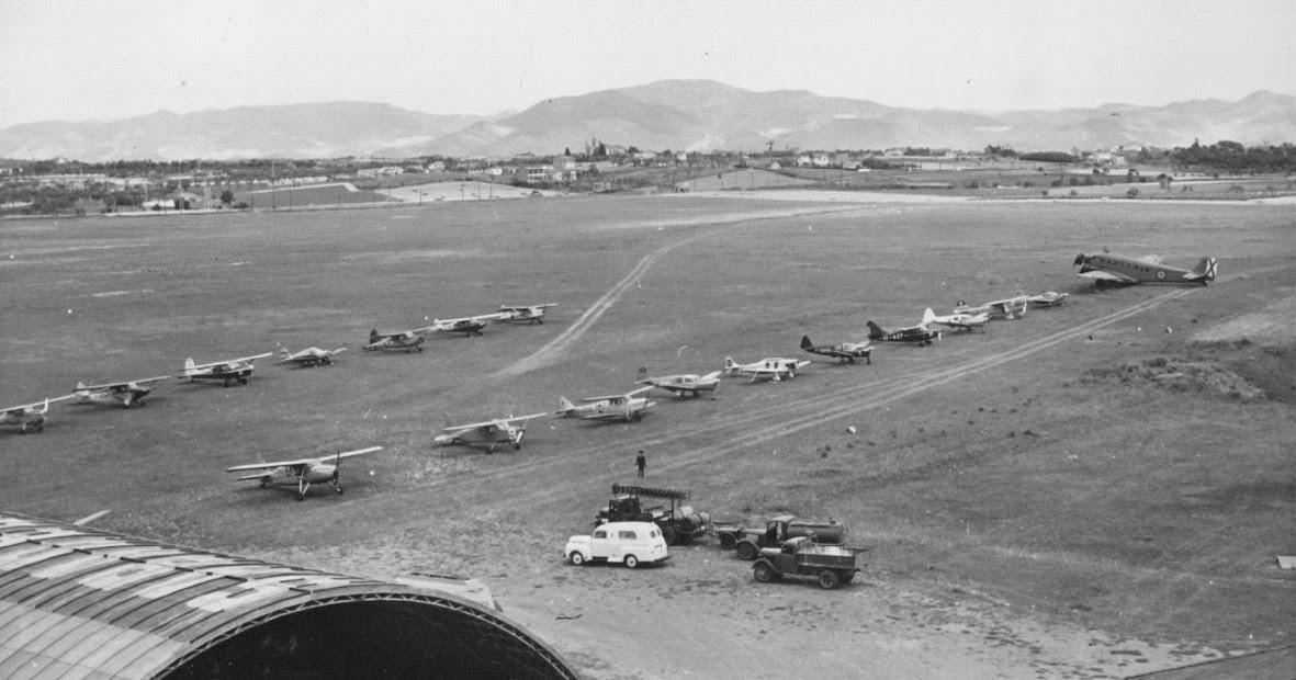 Aviaci n por leandro 1955 raid a reo paris casablanca for Aereo barcelona paris