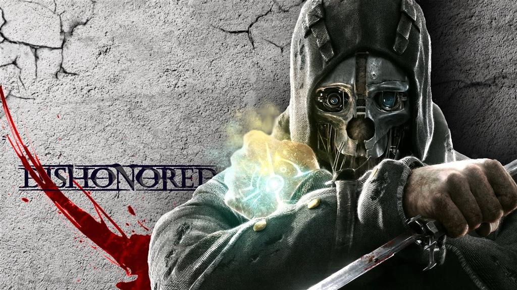 Dishonored HD & Widescreen Wallpaper 0.850166278733408