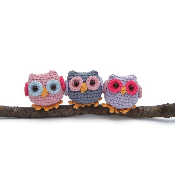 Artsy Clay: creations & inspirations: Owls on Etsy