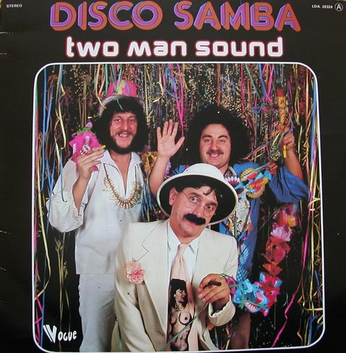 Two Man Sound The Best Of...
