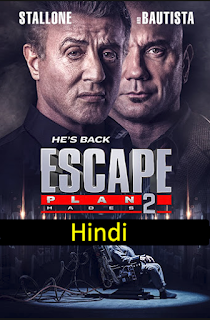 Escape Plan 2: Hades (2018) Hindi (Cleaned) Dual Audio BluRay | 720p | 480p