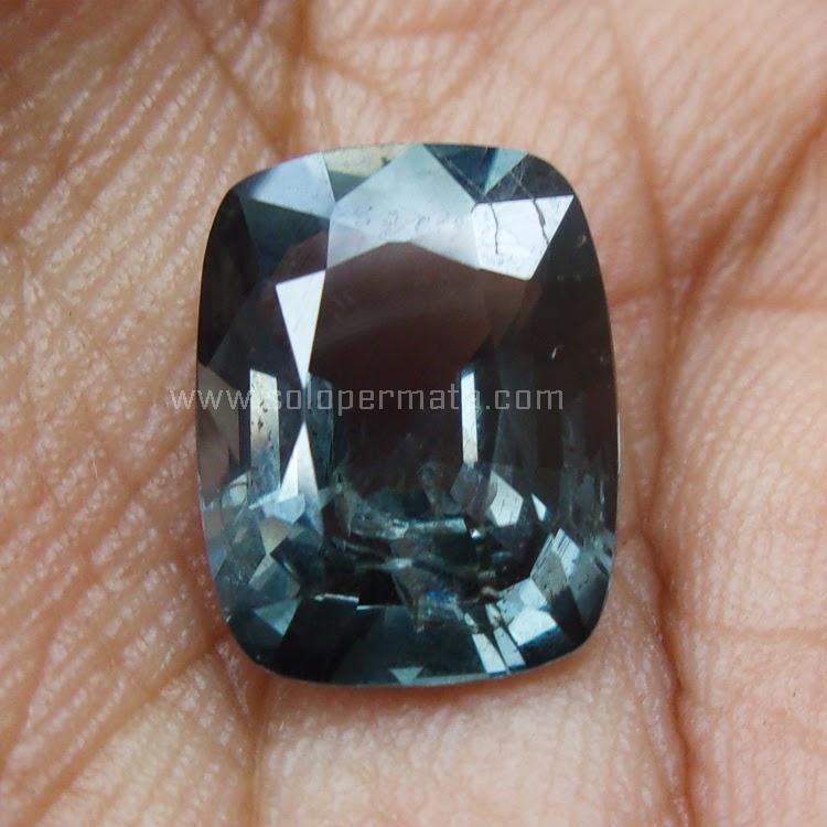 Batu Permata Blue Spinel - SP463