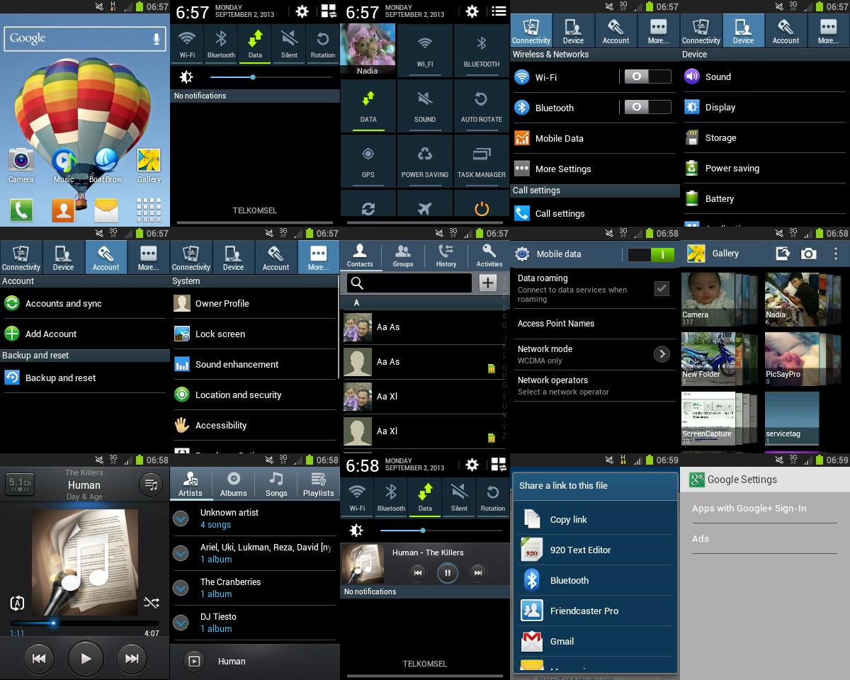 Custom ROM Samsung Galaxy S5 Untuk Andromax I New