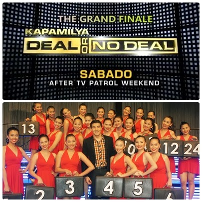 Kapamilya Deal or No Deal Airs Finale on September 28