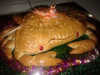 Roti Kepiting