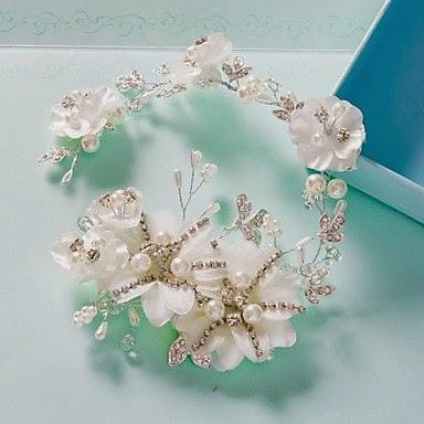 Manik-Manik Perhiasan Pengantin
