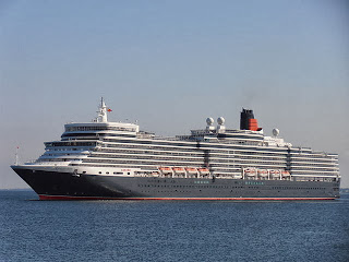 queen elizabeth cunard line cruise ship