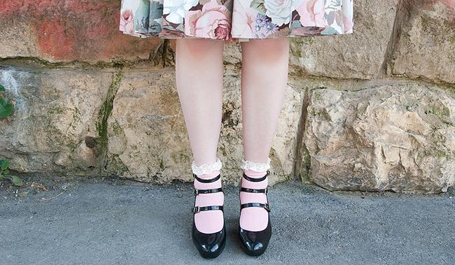 Vivienne Westwood, Melissa, jelly high heels