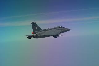 Indian Light Combat Aircraft, LCA Tejas. LSP