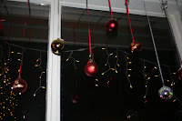 Christmas decor for widows