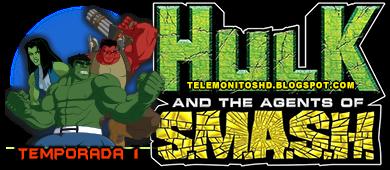 Hulk Y Los Agentes De S.M.A.S.H: Temporada 01 720p