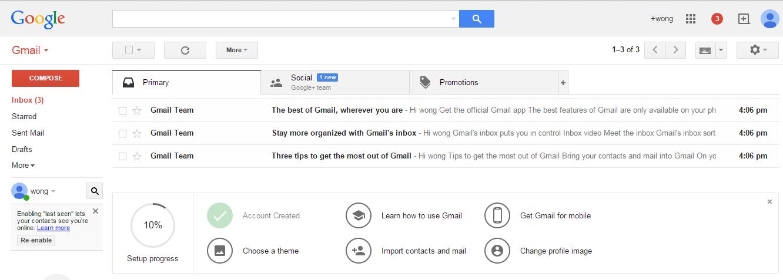 Cara Mudah Dan Cepat Membuat Email Di Gmail