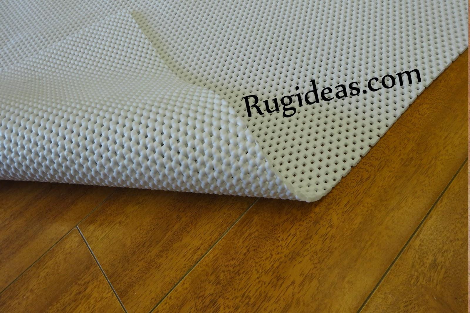 Rug Underlay Thick Rugs Ideas