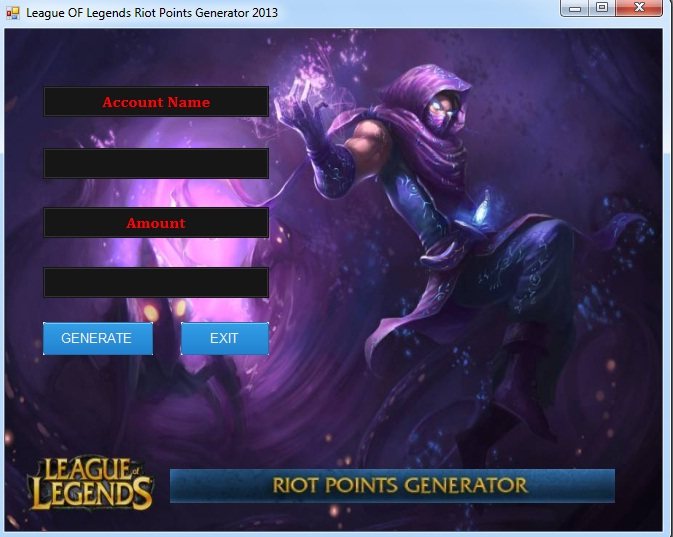 free riot points with the riot points generator lolriotguide - 673×537