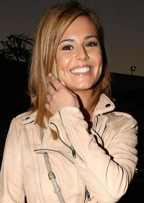 Cheryl Cole Hairstyles 12
