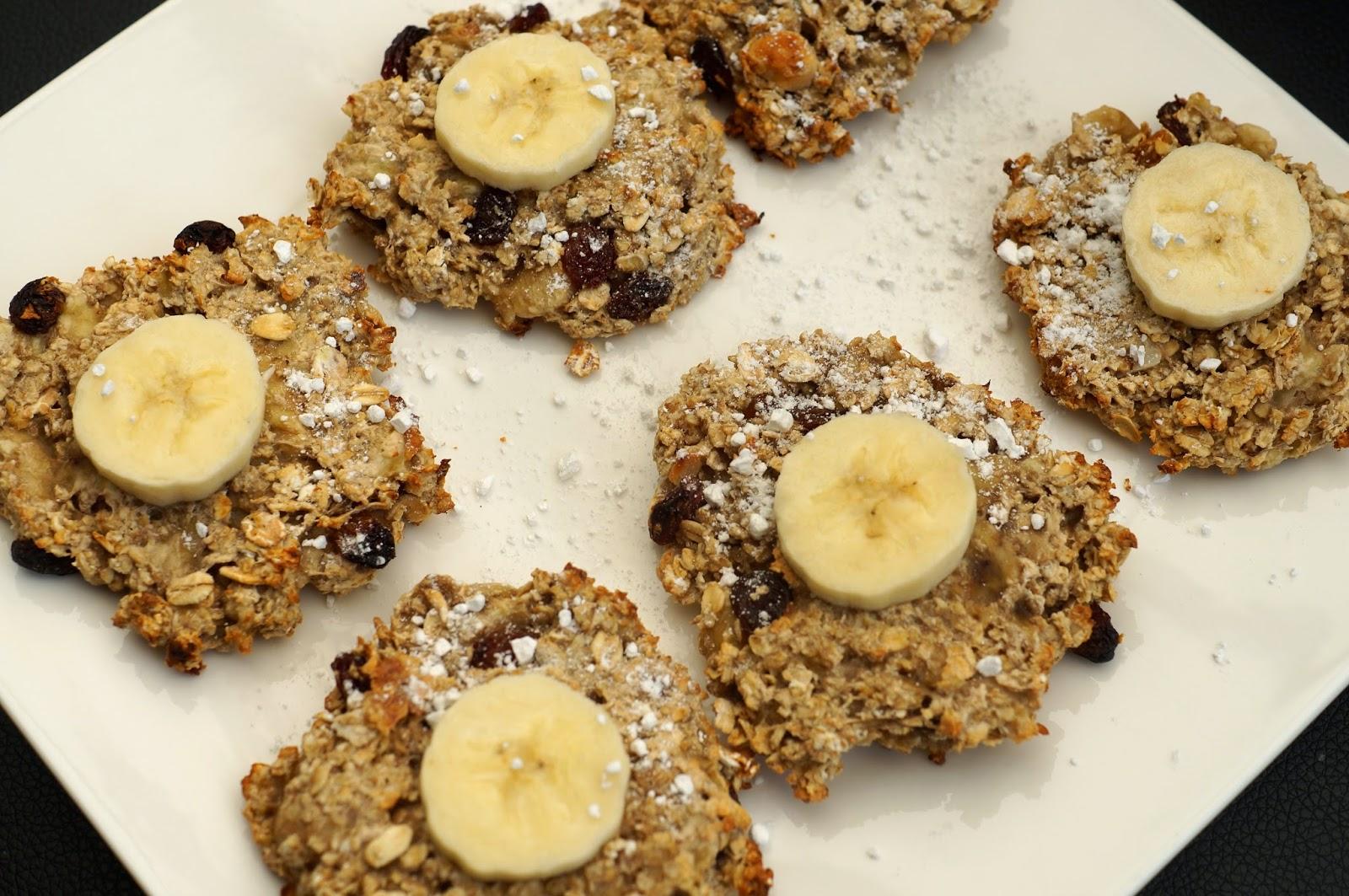 banana and oat bite recipe