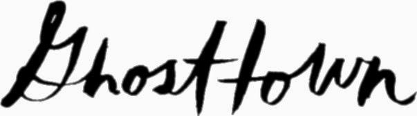 Madonna Ghosttown Logo - by MPAP - MadonnaUnusualMPAPv2