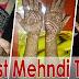 Latest Mehndi Trend | Modern Mehndi Designs