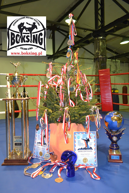 Święta w klubie sportowym, Zielona Góra, kickboxing , muay thai , boks, shoot boxing , sporty walki , sztuki walki .