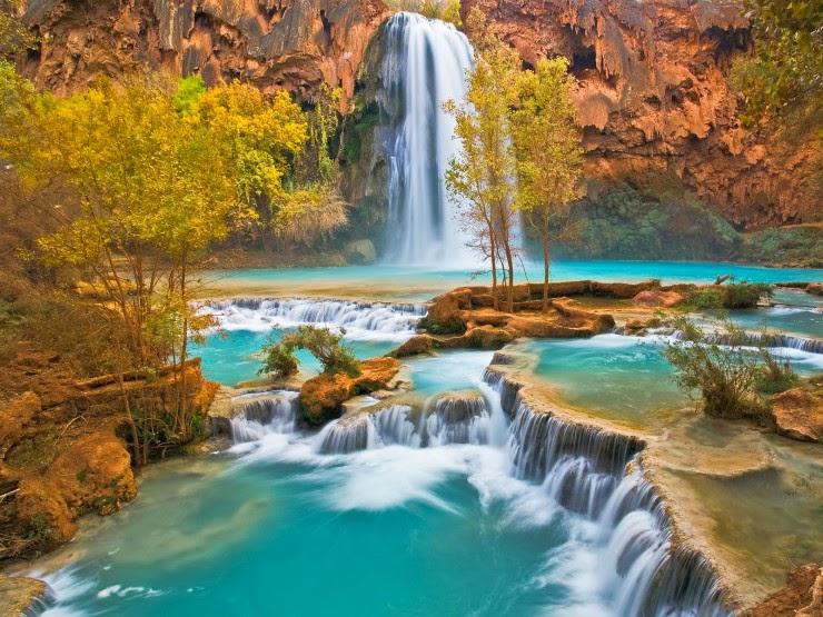 Top 10 Natural Pools