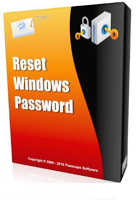 Reset Windows Password 1.90