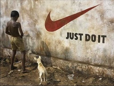 Brand Attitude - Just Do It like this