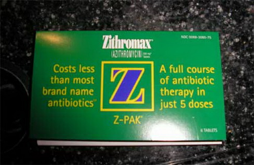 Zithromax z Pak z Pak Users be on The Alert
