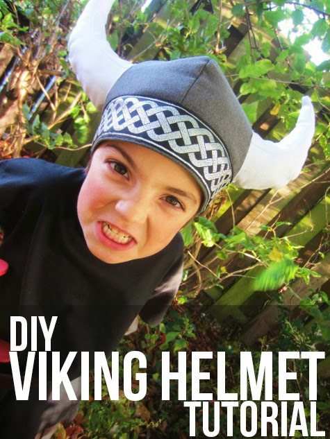 Dress up Viking Helmet