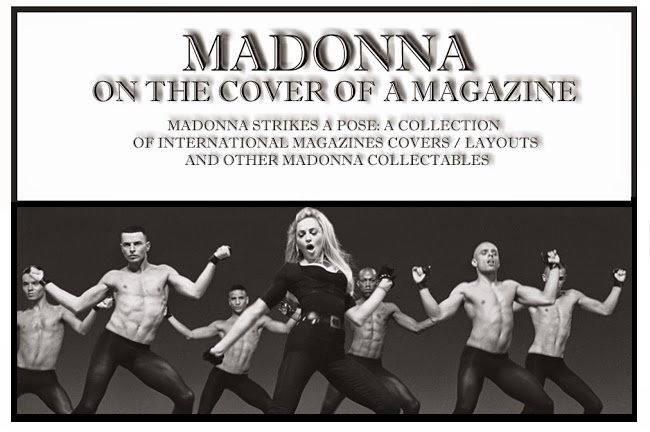 Madonna : On The Cover Of A Magazine OTCOAM rare madonna photos best madonna photos