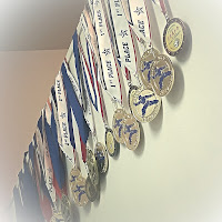 Eagle Claw Kung Fu Competition Medals