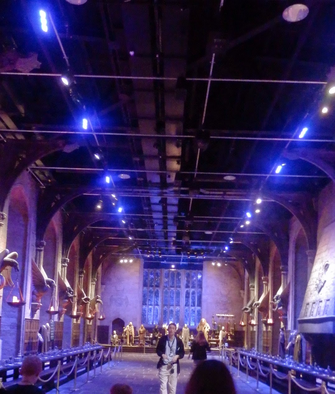 Harry Potter Warner Brothers Studio Tour London