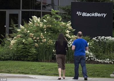Benarkah Blackberry akan Stop Produksi ?