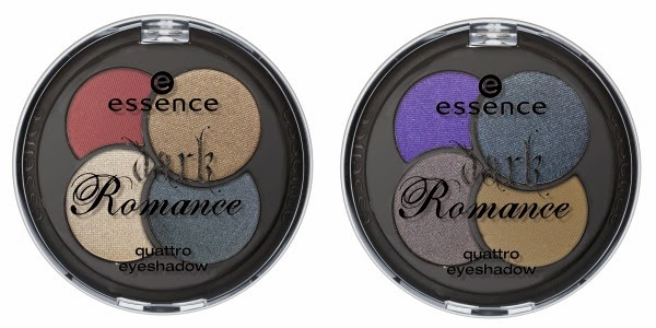 essence dark romance – quattro eyeshadow