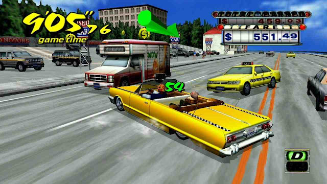 crazy taxi for pc free download