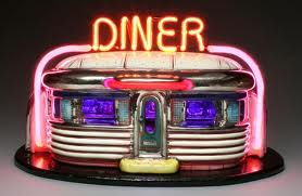 Welcome to the Mall-ard's Diner