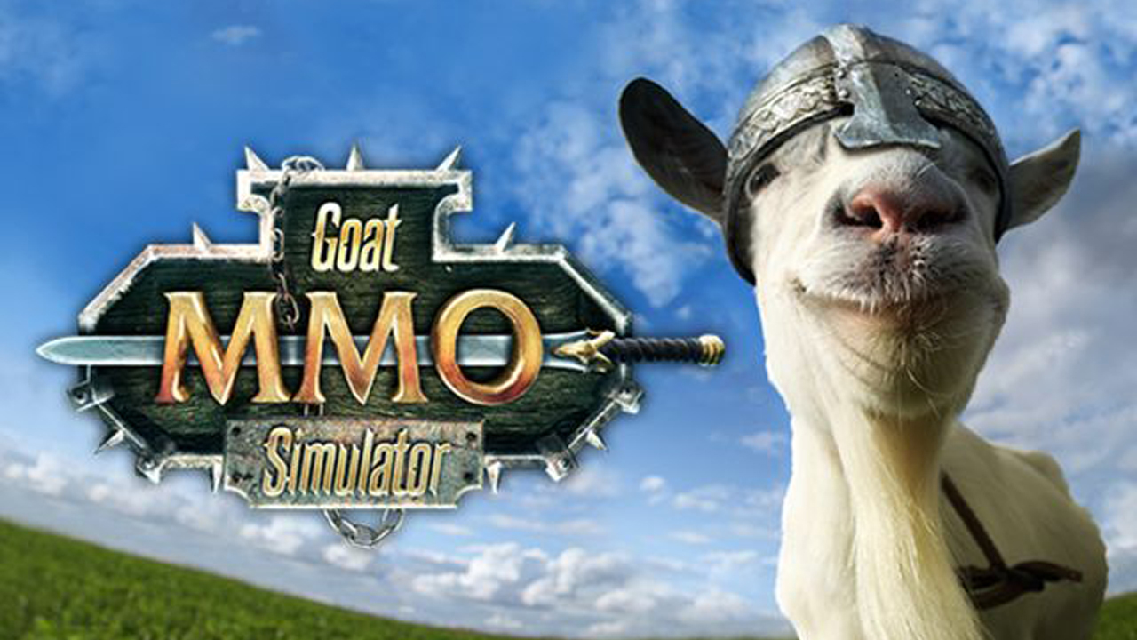 Goat Simulator MMO Simulator Gameplay IOS / Android