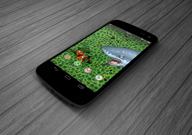 iOS7 Parallax True 3D Depth For Android