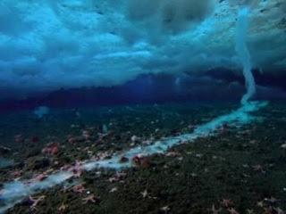 海底死亡冰柱 新聞